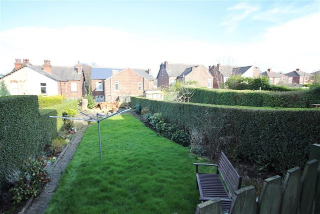 Rear Garden of Lound Road, Handsworth, Sheffield S9