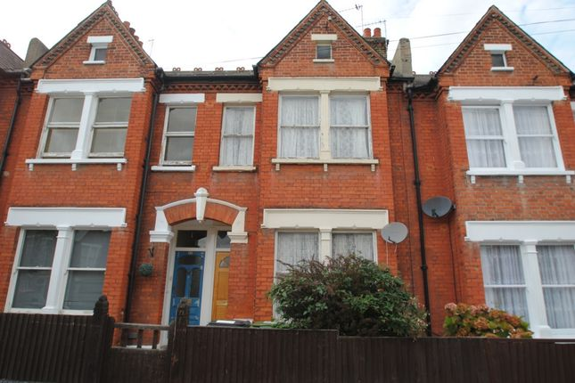 2 bed terraced house for sale in Garthorne Road, London