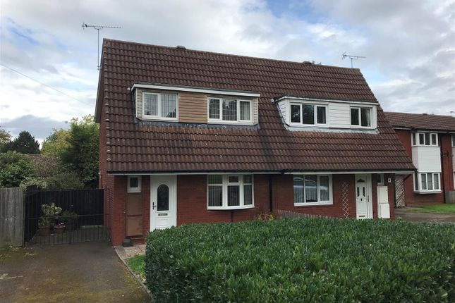 Thumbnail Property for sale in Whitburn Close, Pendeford Park, Wolverhampton