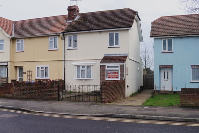 Thumbnail End terrace house to rent in Mill Rd, Deal