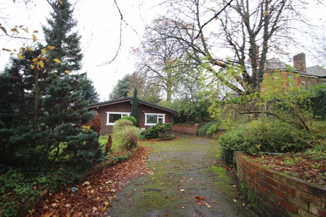 Thumbnail Detached bungalow to rent in Cavendish Road, Eccles, Manchester