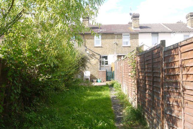 Garden of Tonbridge Road, Maidstone ME16