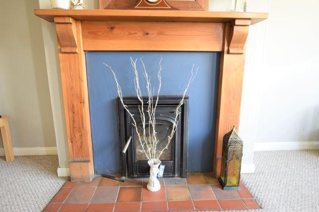 Fireplace of Castle Drive, Pevensey Bay BN24
