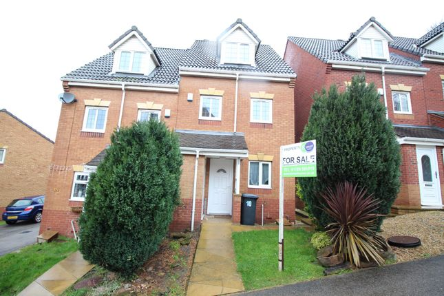 Thumbnail Semi-detached house to rent in Hills Close, Mexborough