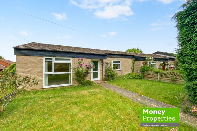 2 bed terraced bungalow for sale in School Close, Kenninghall, Norwich NR16