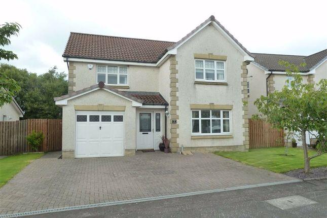 Thumbnail Detached house for sale in Glen Shee Gardens, Carluke