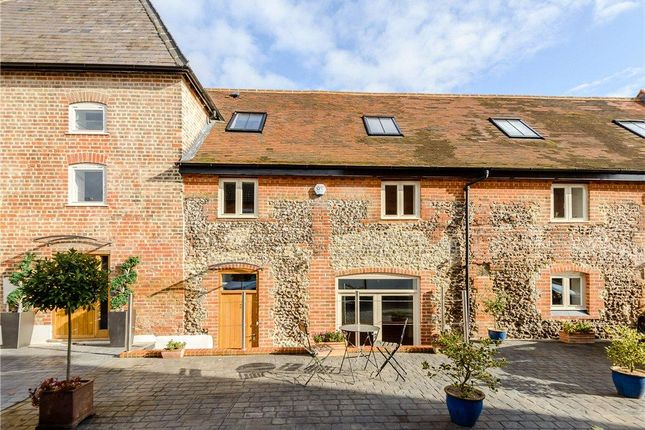 3 bed terraced house for sale in The Maltings, Hart Street, Henley-On-Thames RG9
