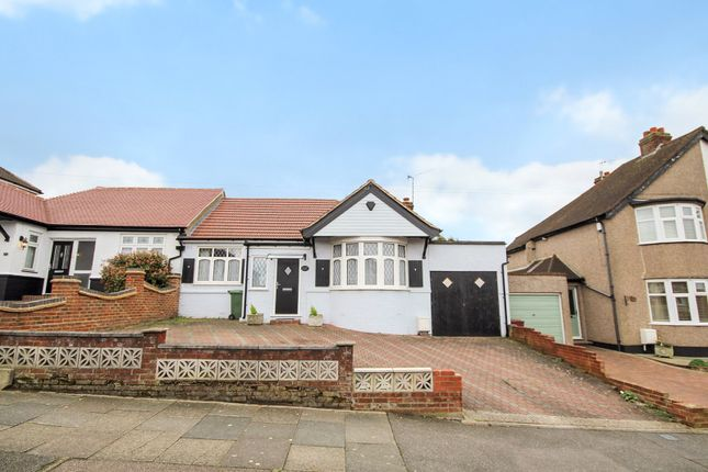Thumbnail Bungalow for sale in Hook Lane, South Welling, Kent