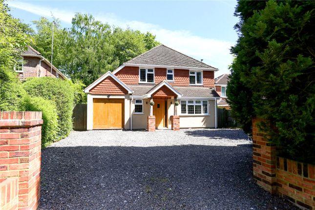 Thumbnail Detached house for sale in Avenue Road, Farnborough, Hampshire