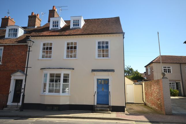 Thumbnail Semi-detached house for sale in Queen Street, Emsworth