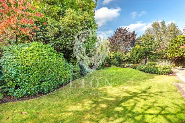 Garden of Walton Road, Walnut Tree, Milton Keynes MK7