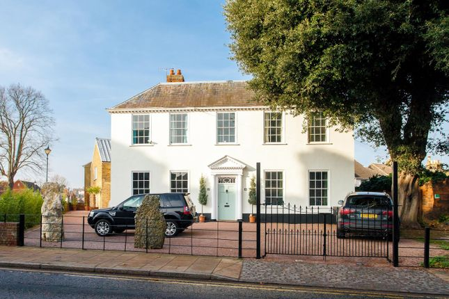 Thumbnail Detached house for sale in South Road, Faversham