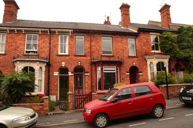 Thumbnail Shared accommodation to rent in North Parade, Lincoln