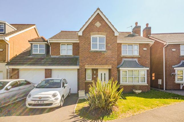 Thumbnail Detached house for sale in 11 Iris Park Walk, Melling, Liverpool