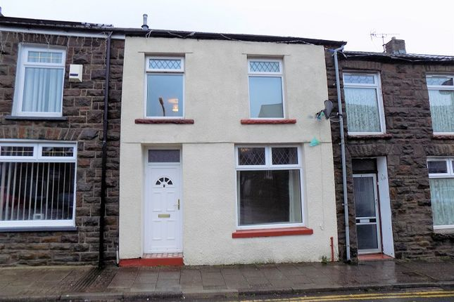 Thumbnail Terraced house for sale in Horeb Street, Treorchy, Rhondda Cynon Taff.