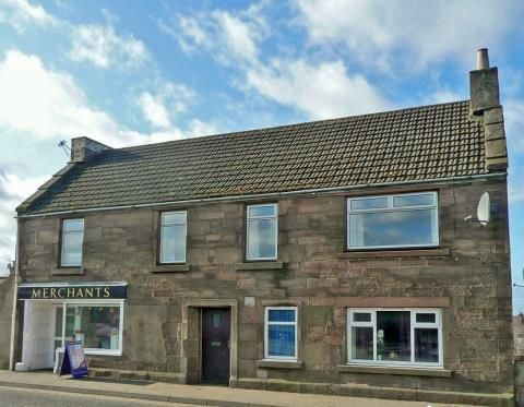 Thumbnail Flat to rent in North Street, Forfar