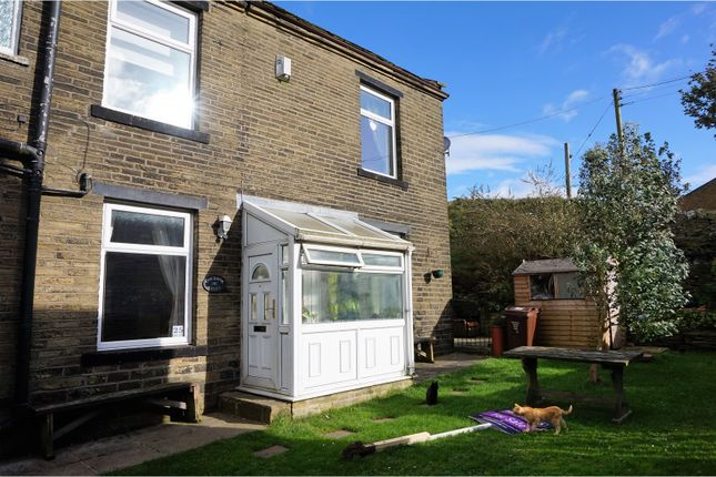 Thumbnail Semi-detached house for sale in Back Heights Road, Thornton