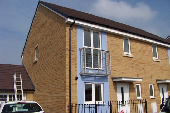 Thumbnail Property to rent in Rapide Way, Weston-Super-Mare