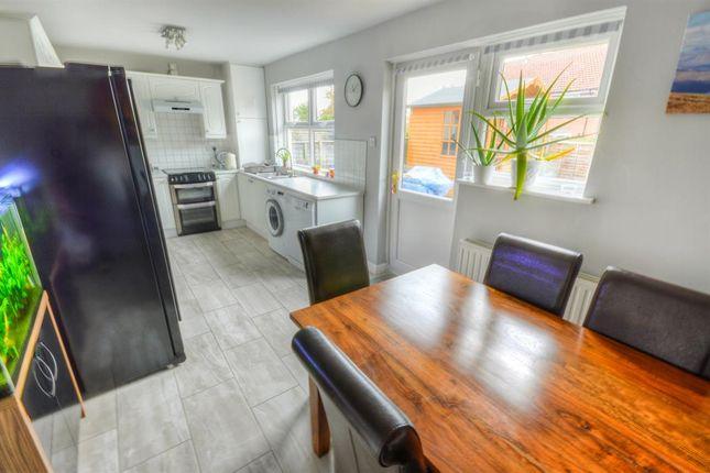 Kitchen/Diner of Veterinary Close, Hunmanby, Filey YO14