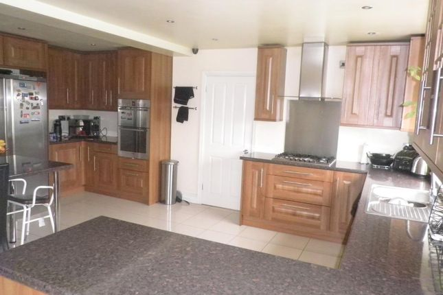 Thumbnail Semi-detached house for sale in June Avenue, Thurmaston, Leicester