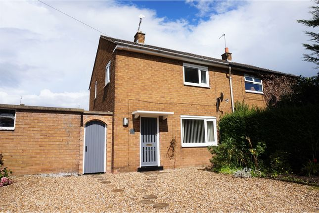 Thumbnail Semi-detached house for sale in Melrose Avenue, Chester