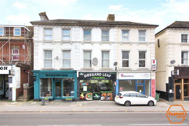 Thumbnail Maisonette to rent in London Road, Southborough, Tunbridge Wells, Kent