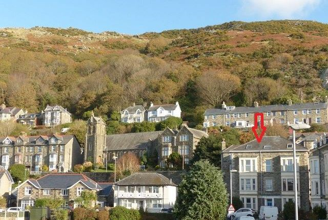 Thumbnail Flat for sale in 4A Victoria Place, King Edward Street, Barmouth