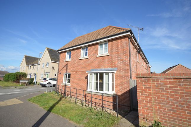 Thumbnail Semi-detached house to rent in Harpers Way, Clacton-On-Sea