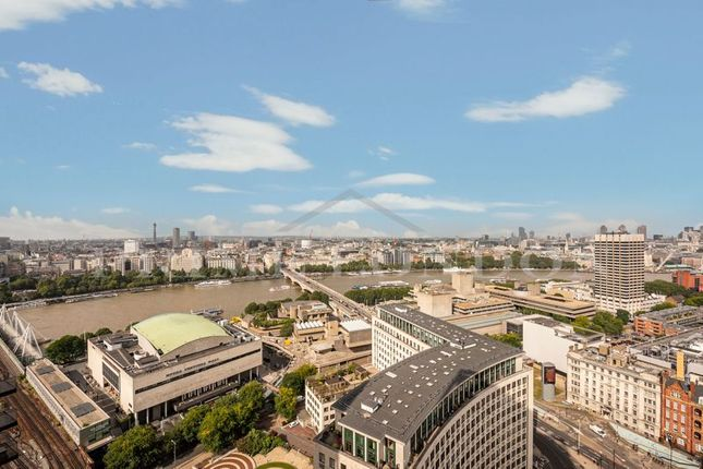 Thumbnail Flat to rent in One Casson Square, Southbank Place, London