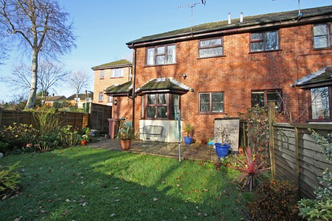 Thumbnail End terrace house for sale in Smugglers, Hawkhurst, Cranbrook