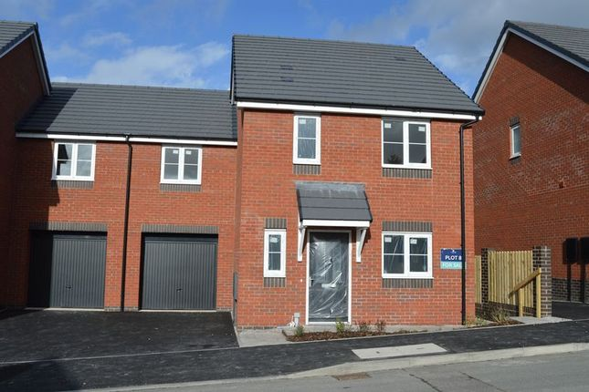 Thumbnail Property for sale in Daisy Bank Drive, St Georges, Telford, Shropshire.