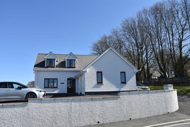 Thumbnail Bungalow for sale in Ffostrasol, Llandysul