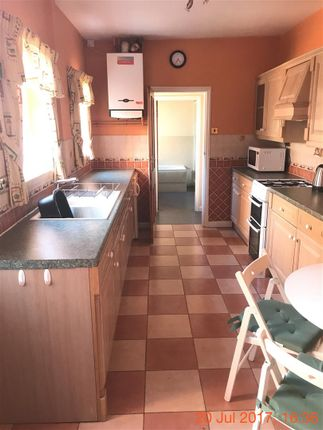 Thumbnail Terraced house to rent in Sibthorp Street, Lincoln