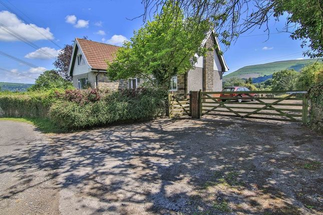 Thumbnail Detached house for sale in Twyn Wenallt, Gilwern, Abergavenny