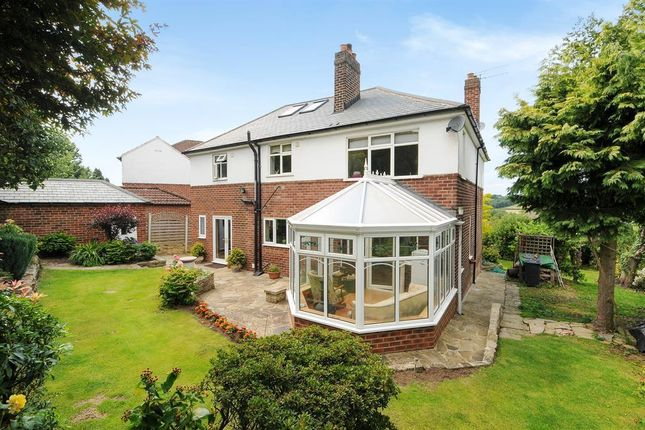 Thumbnail Detached house for sale in Off Wetherby Road, Bardsey, Leeds
