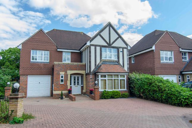 Thumbnail Detached house for sale in Griffins Close, London