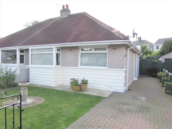 Thumbnail Bungalow for sale in Arncliffe Road, Morecambe