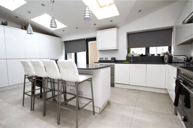 Thumbnail Semi-detached house for sale in Warminster Road, South Norwood, London