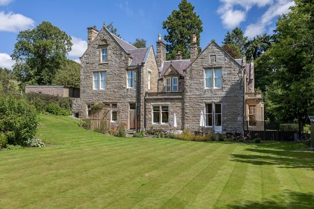 Thumbnail Flat for sale in Lower Flat, Manorhill House, Manorhill Road, Selkirk