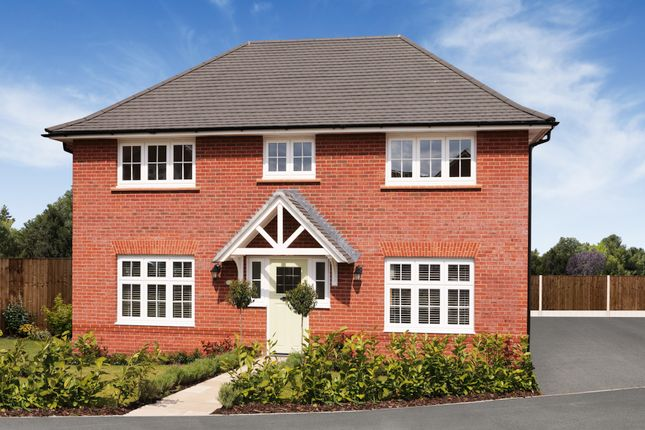 Thumbnail Detached House For Sale In Abbeyfields Middlewich Road Sandbach Cheshire