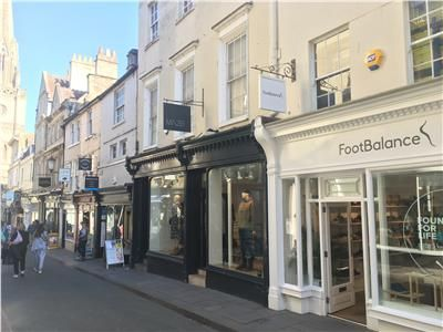 Thumbnail Retail premises to let in 19 Green Street, Bath, Bath And North East Somerset