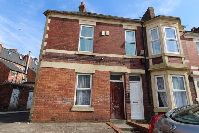 Thumbnail Flat for sale in Ethel Street, Newcastle Upon Tyne