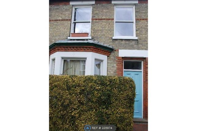 Thumbnail Terraced house to rent in Wetenhall Road, Cambridge