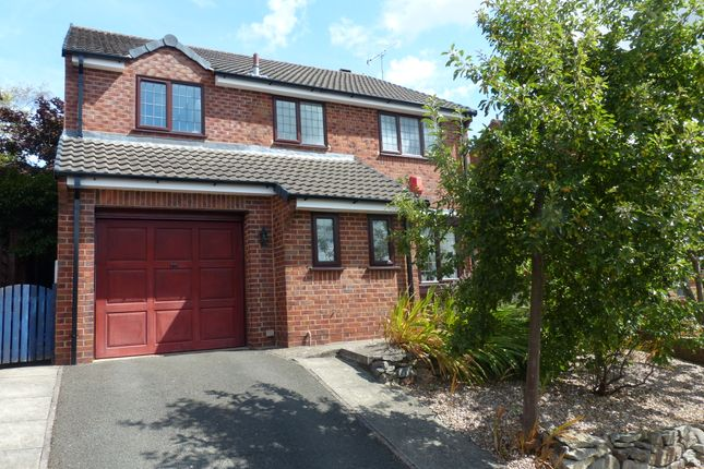 Thumbnail Detached house for sale in Manor Road, Ashbourne Derbyshire
