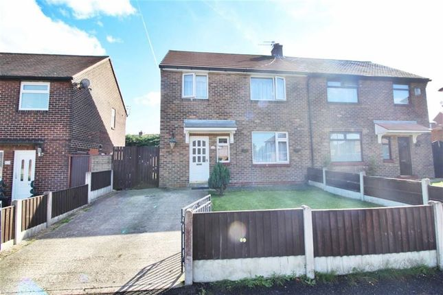 Thumbnail Semi-detached house for sale in Walpole Avenue, Wigan