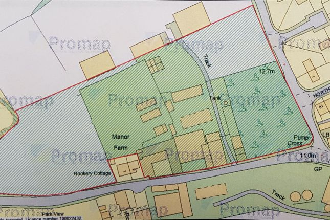 Thumbnail Land for sale in Womersley, Doncaster