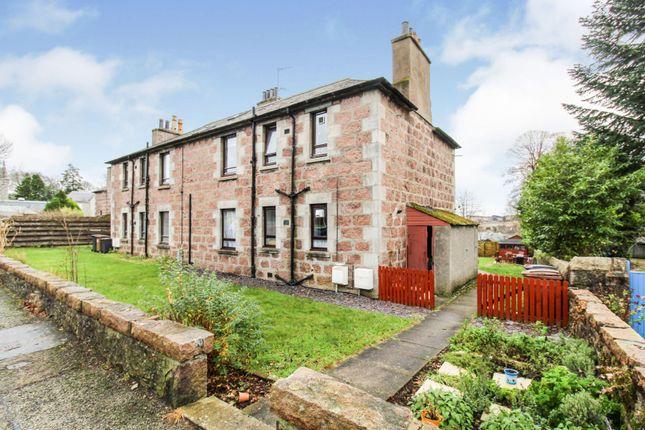 Thumbnail Flat for sale in Craigton Terrace, Peterculter, Aberdeen