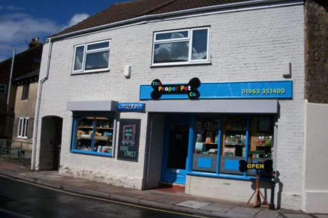 Thumbnail Retail premises to let in Feature Stone, Station Road, Castle Cary, Somerset