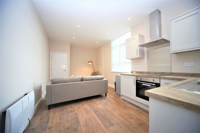 Thumbnail Flat to rent in Ship Hill, Rotherham, Rotherham