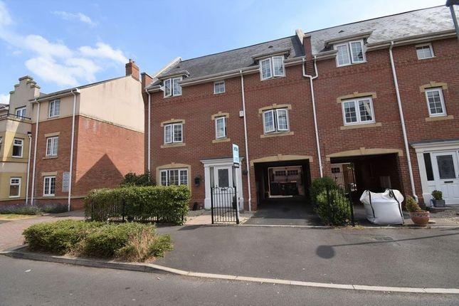 Thumbnail Terraced house for sale in 15 Highlander Drive, Donnington, Telford